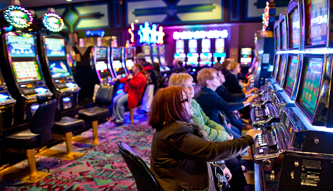 Play Casino Online Games